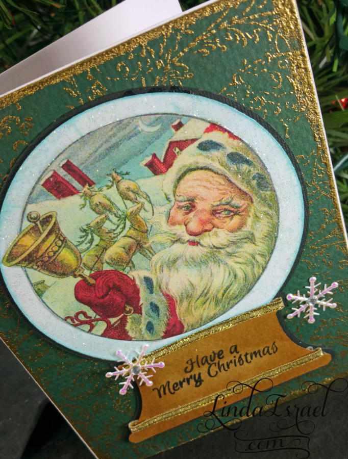 52 Christmas Card Throwdown Archives - Linda Israel