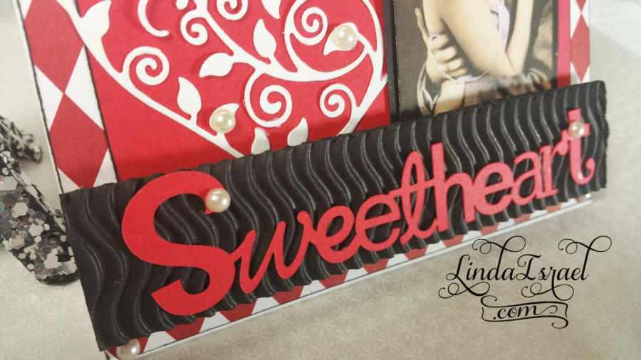 Sweetheart Valentine Card