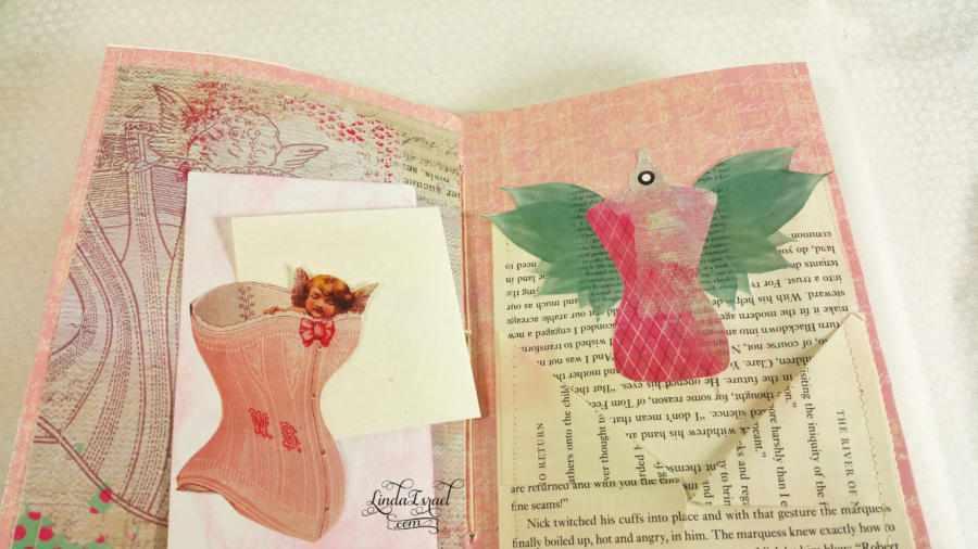How to make a Buxom Beauties Junk Journal