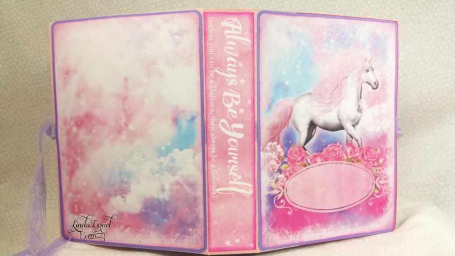 Unicorn Junk Journal