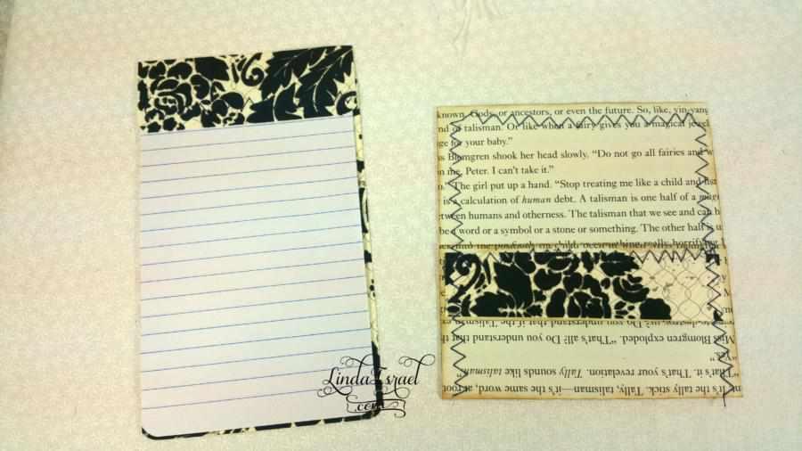 Black and White Junk Journal Embellishment Kit