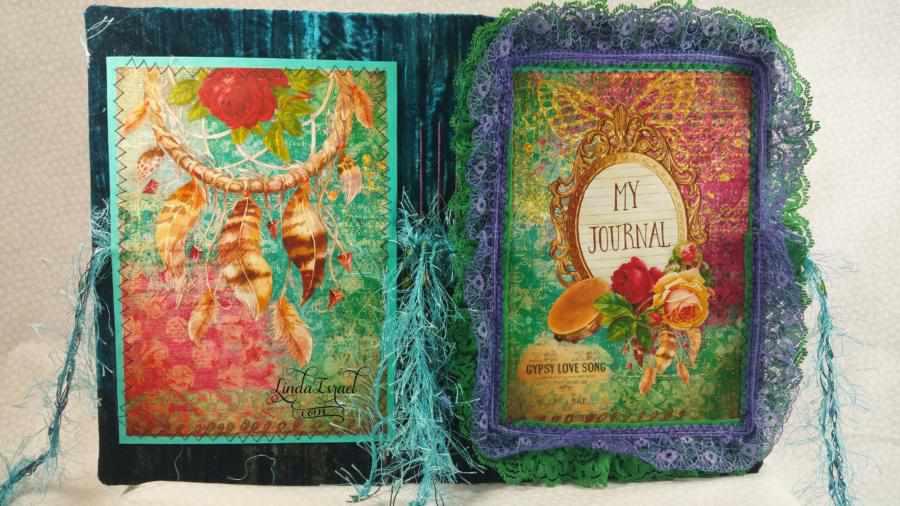 Gypsy Soul Junk Journal