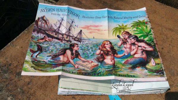 Enchanted Mermaid Junk Journal