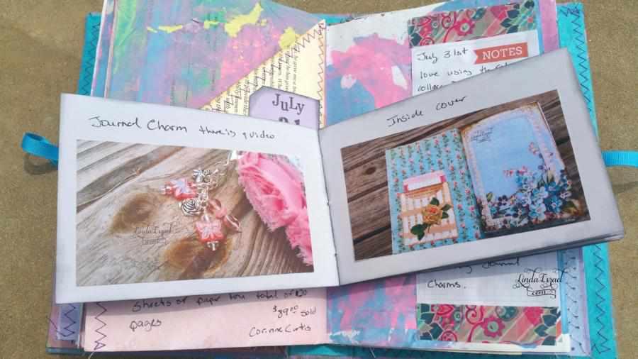 Journaling in Junk Journal