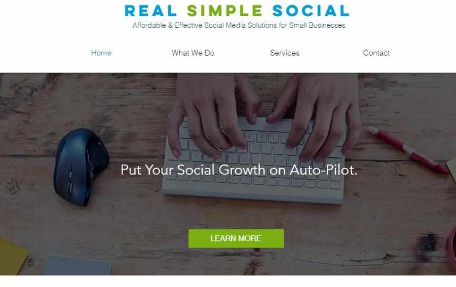 Real Simple Social