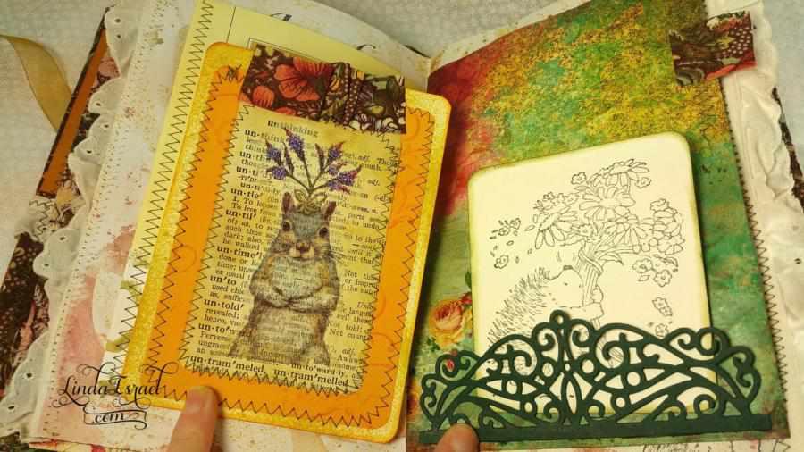 Aspire Dream Custom Junk Journal
