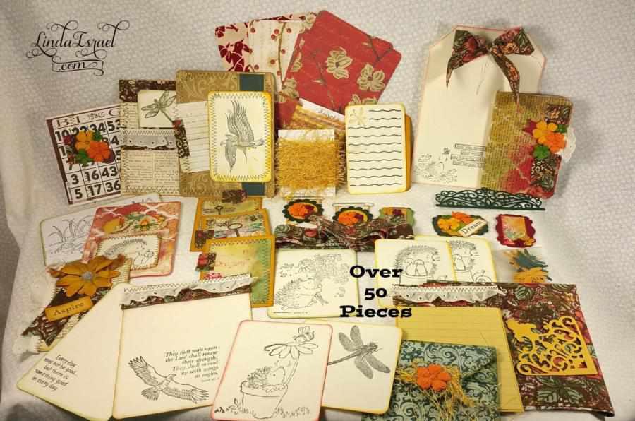 Autumn Embellishment Kit