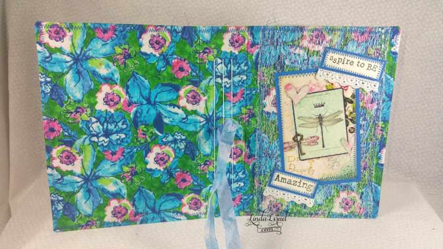 Dragonfly Bullet Planner Junk Journal