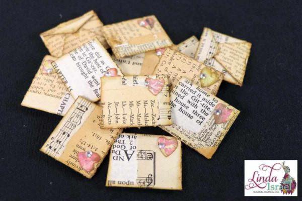 Miniature Envelope Tutorial
