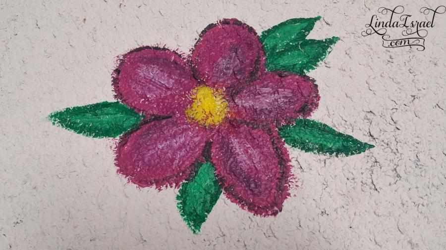 Studio Tour and Floor Painting Tutorial Image 1
