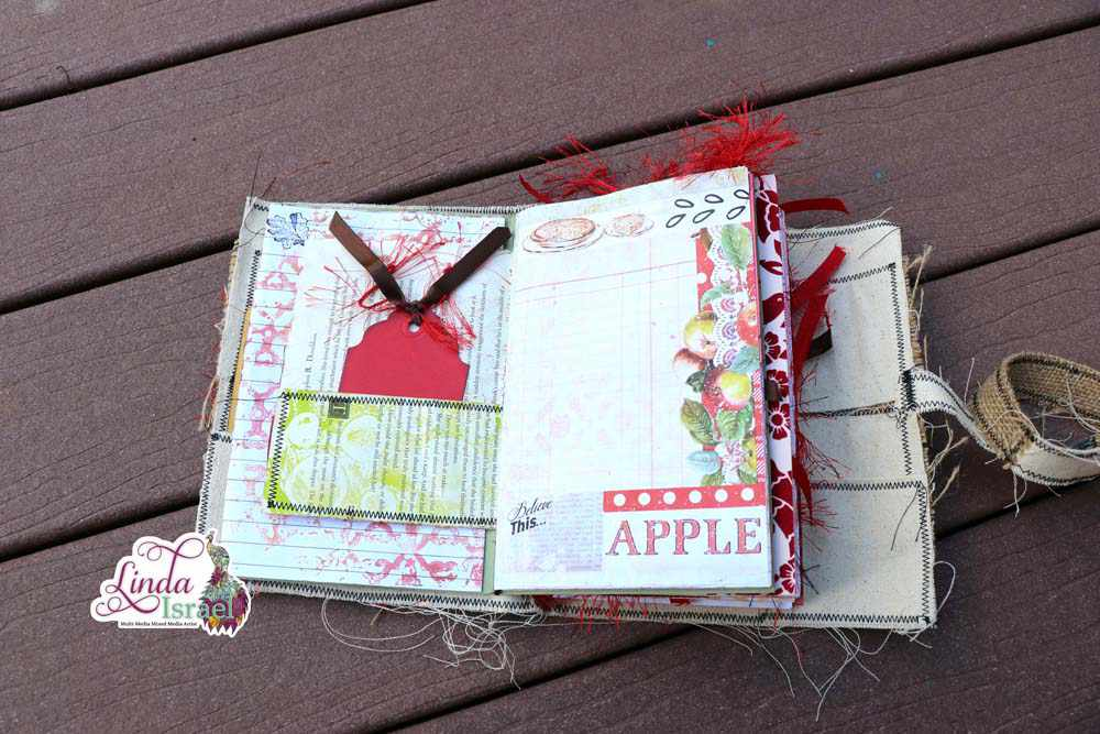Apple Spice Junk Journal Flip Through