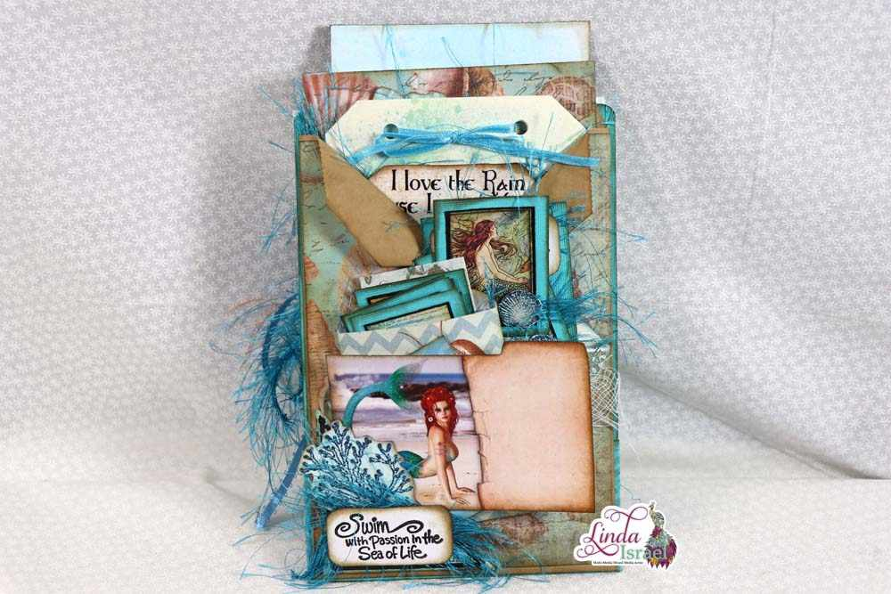 Mermaid Loaded Mini Bag