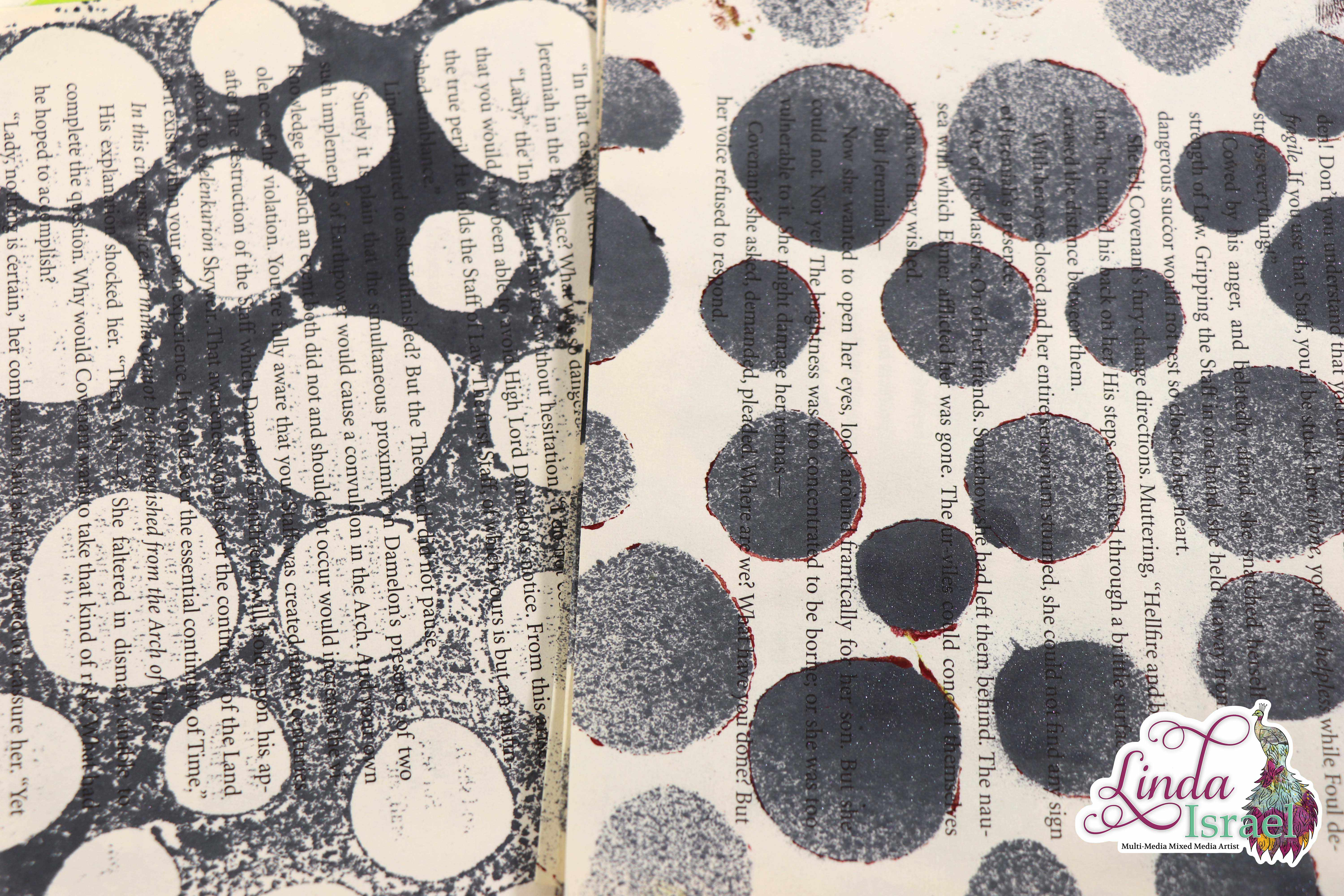 Mixed Media Pages Tutorial