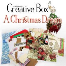 Linda Israel's Creative Subscription Box A Christmas Dream