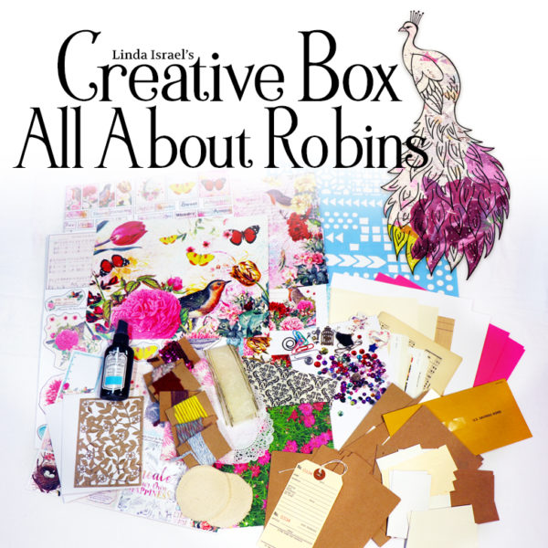 All About Robins Creative Kit