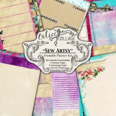 Sew Artsy Digital Planner Kit