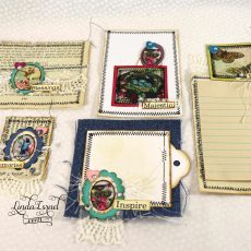 Simply Spring Junk Journal Elements