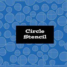 Stencil Circle