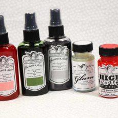 Winter Bliss Paint Kit
