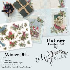 Winter Bliss Printed Kit
