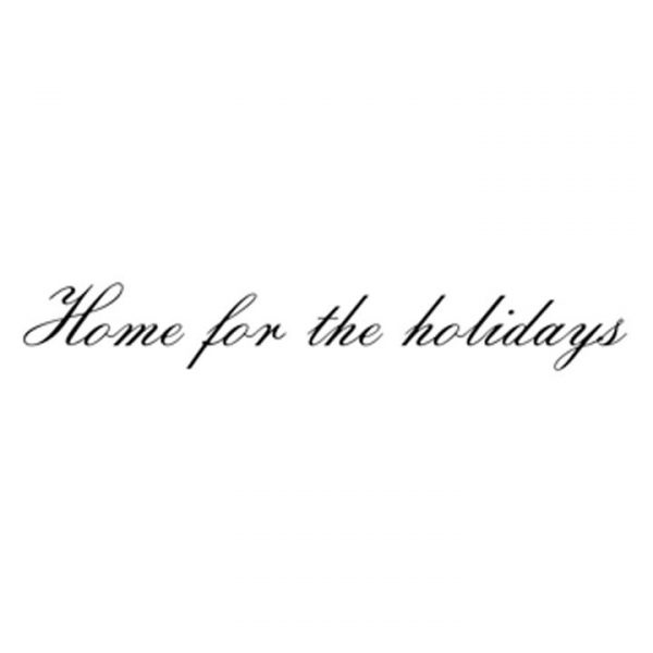 HO102C Home for the Holidays