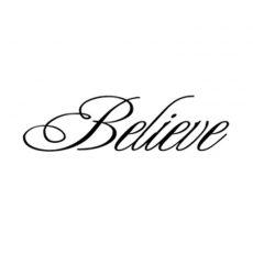 HO116C Believe