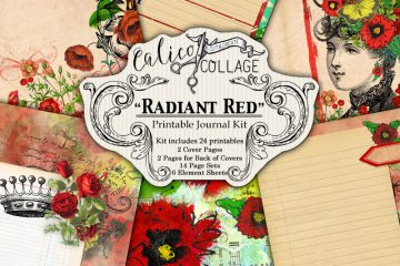 Radiant Red Creative Box
