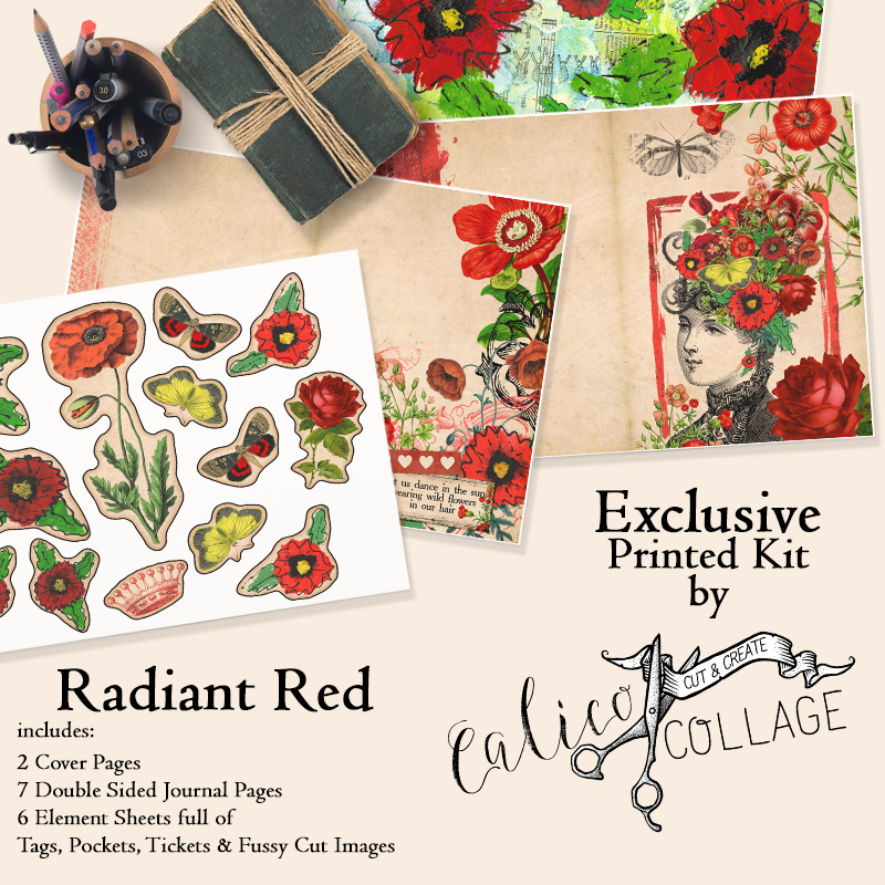Radiant Red Creative Box