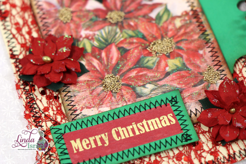 Christmas Tag Tutorial