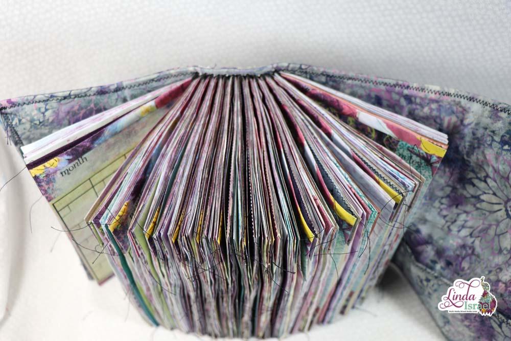 Custom Midori Planner Junk Journal