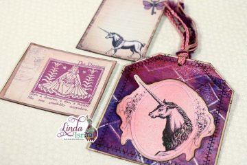Exquisite Dreamer Tag Tutorial