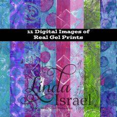 Digital Gel Prints