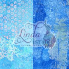 Blue Gel Print freebies for Winter Bliss Subscription Box