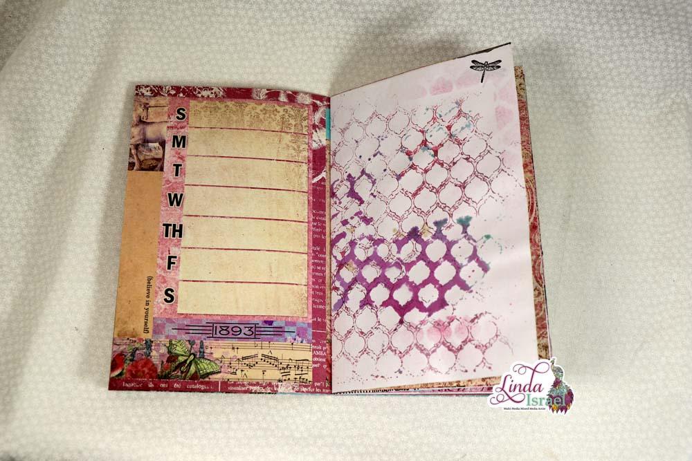 Exquisite Dreamer Planner Junk Journal Tutorial