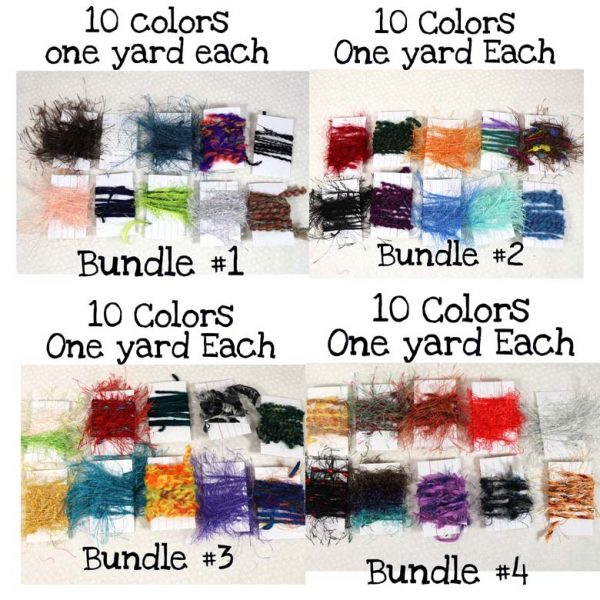 Large Fiber Bundle Lot
