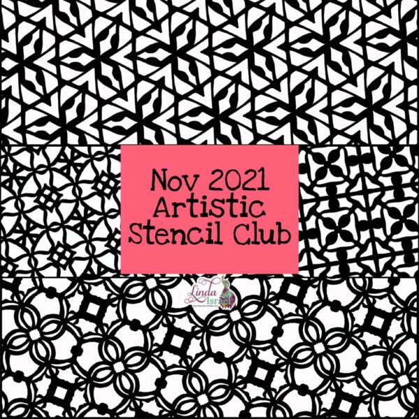 Artistic Stencil Club