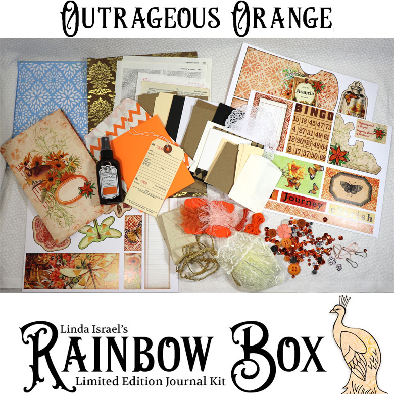 Rainbow Box Outrageous Orange
