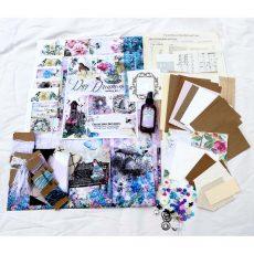 Day Dreaming Creative Junk Journal Kit