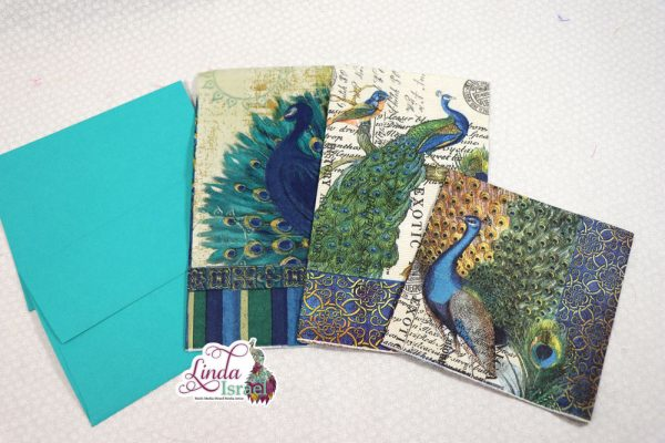Peacock Napkin Bundle