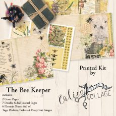 The Bee Keeper Printed Journal Kit