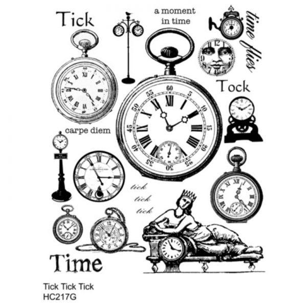HC217G Tick Tick Tick