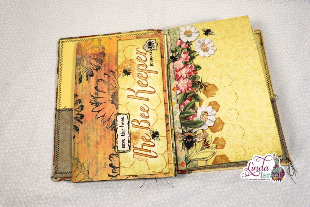 The Bee Keeper Junk Journal