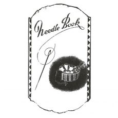 CTM220C Needle Case Rubber Stamp