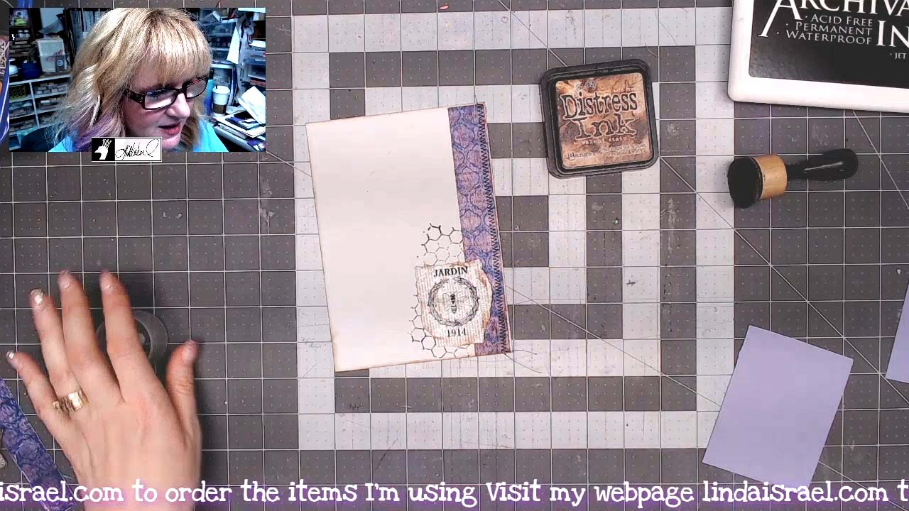 Day Dreaming Pocket Page Tutorial