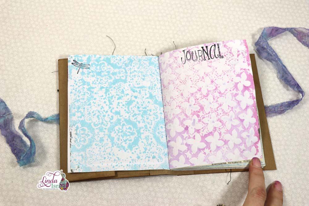 Envelope Junk Journal Tutorial