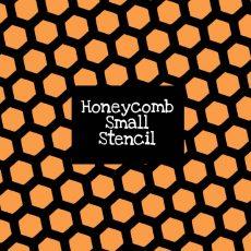 Honeycomb Small Stencil