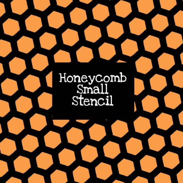 Honeycomb Small Stencil