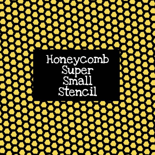 Honeycomb Super Small Stencil