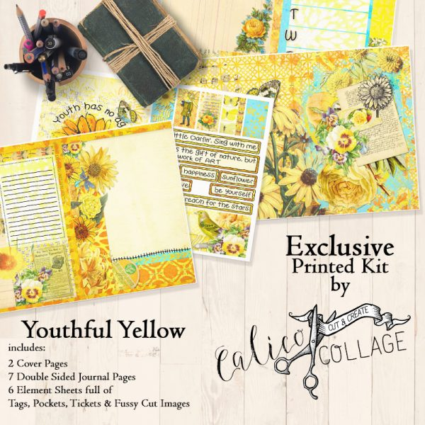 Creative Rainbow Youthful Yellow