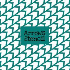Arrows Stencil